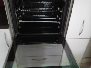 Oven cleaning Inside